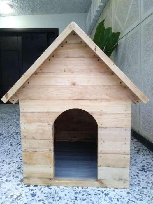 Casa para <strong>perro</strong> Mediano en Madera
