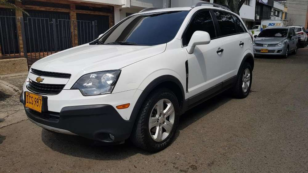 Chevrolet Captiva 2015 - 75000 km
