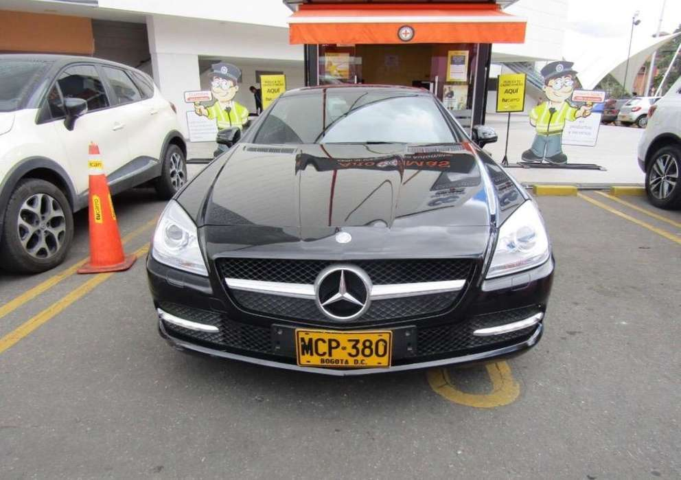 <strong>mercedes</strong>-Benz Clase SLK 2012 - 47000 km