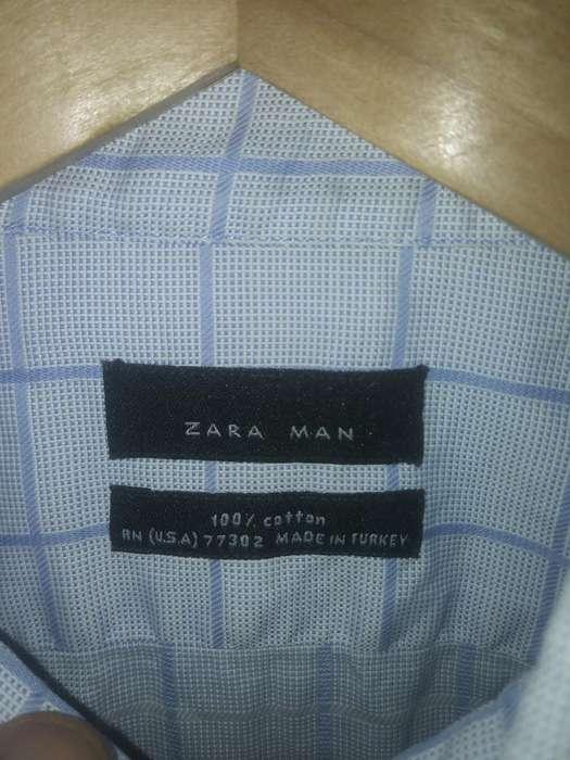 Camisa Zara Talla S Original