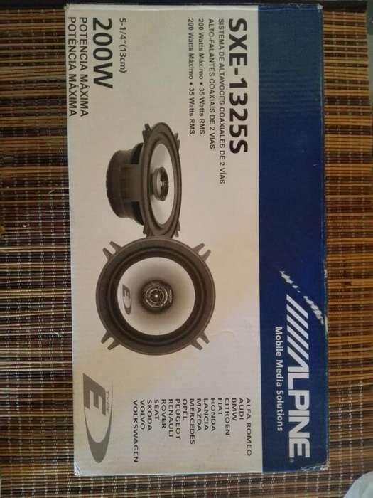 Sistema de Altavoces Coaxiales Sxe1326 S