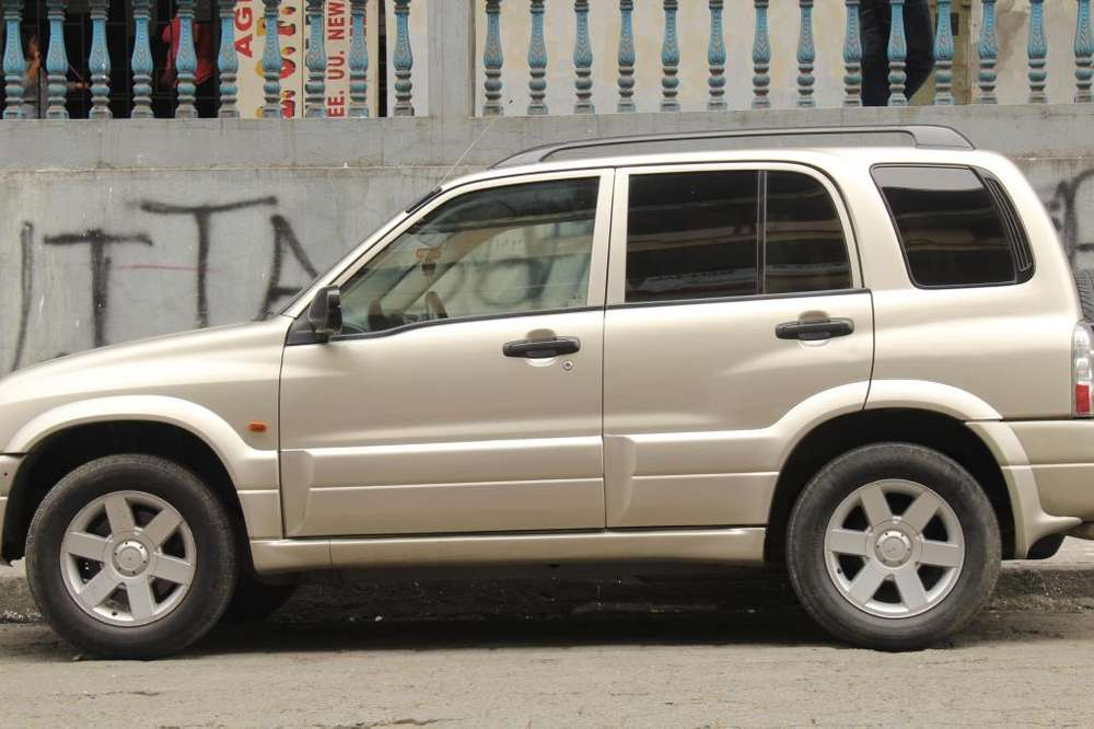 Chevrolet Grand Vitara 2007 - 174000 km