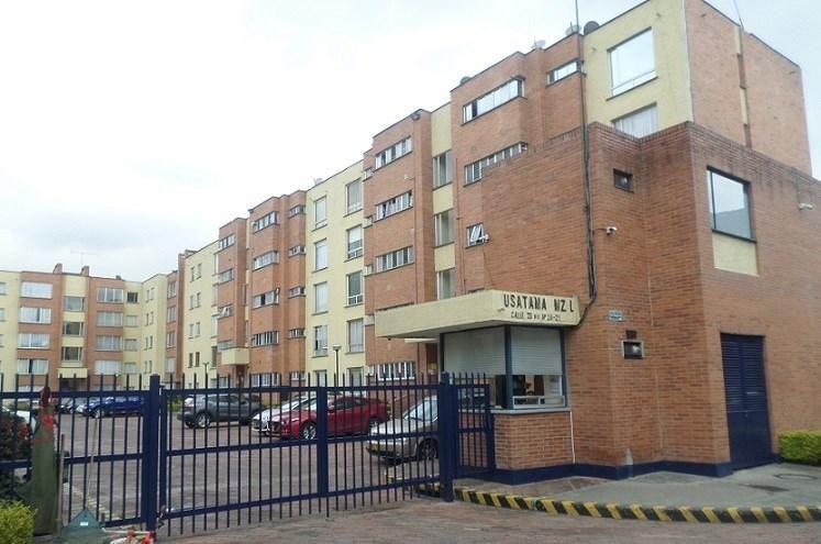 ACOGEDOR APARTAMENTO 43-00112