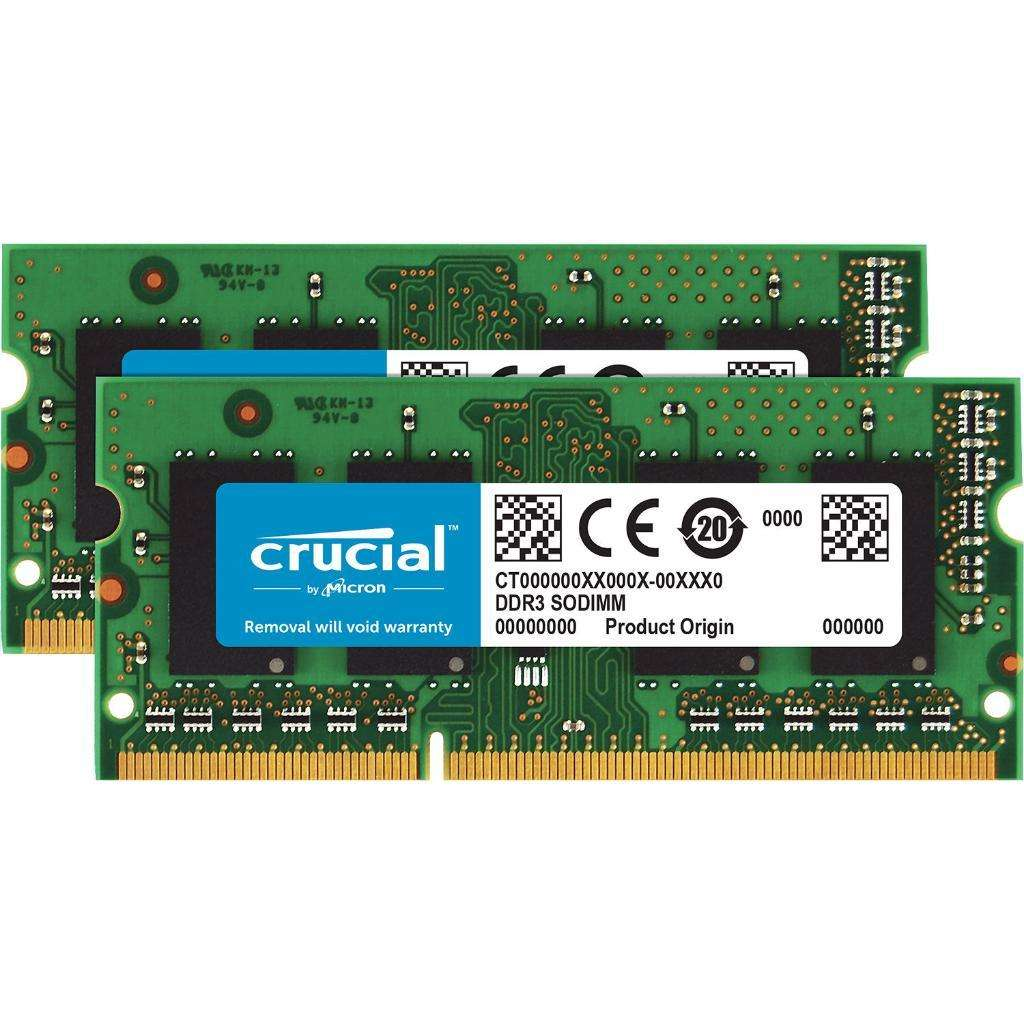 Memoria 16gb Sodimm Ddr3 Notebook
