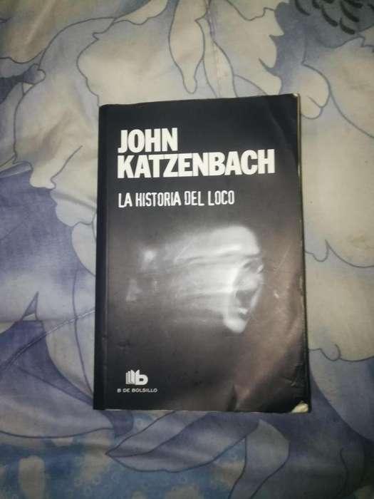 Libro 'La historia del loco' John katzenbach