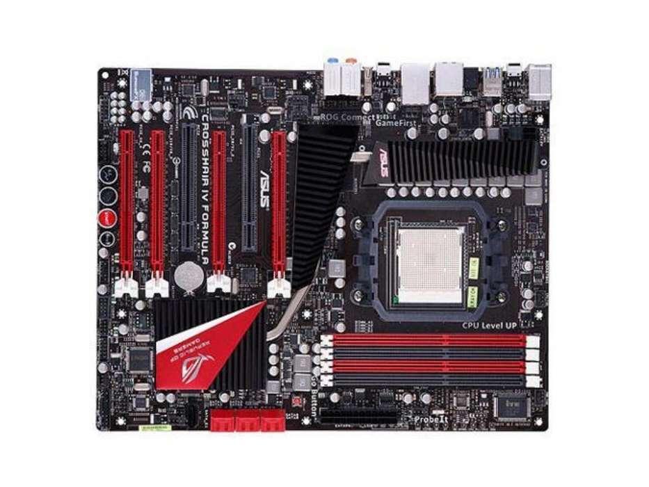 Combo Gamer Motherboard Micro Memoria
