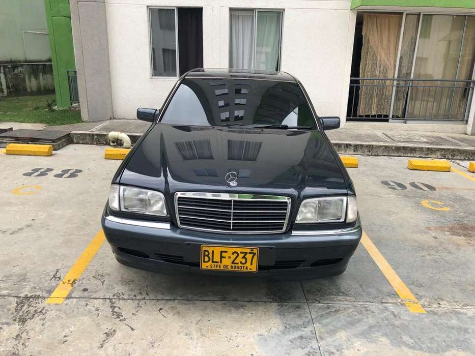 <strong>mercedes-benz</strong> Clase C 1999 - 180000 km