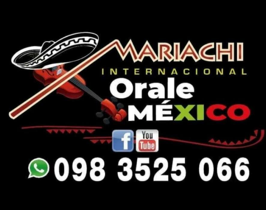 Mariachi en Caupicho