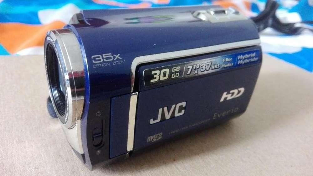 Cámara de video HD JVC