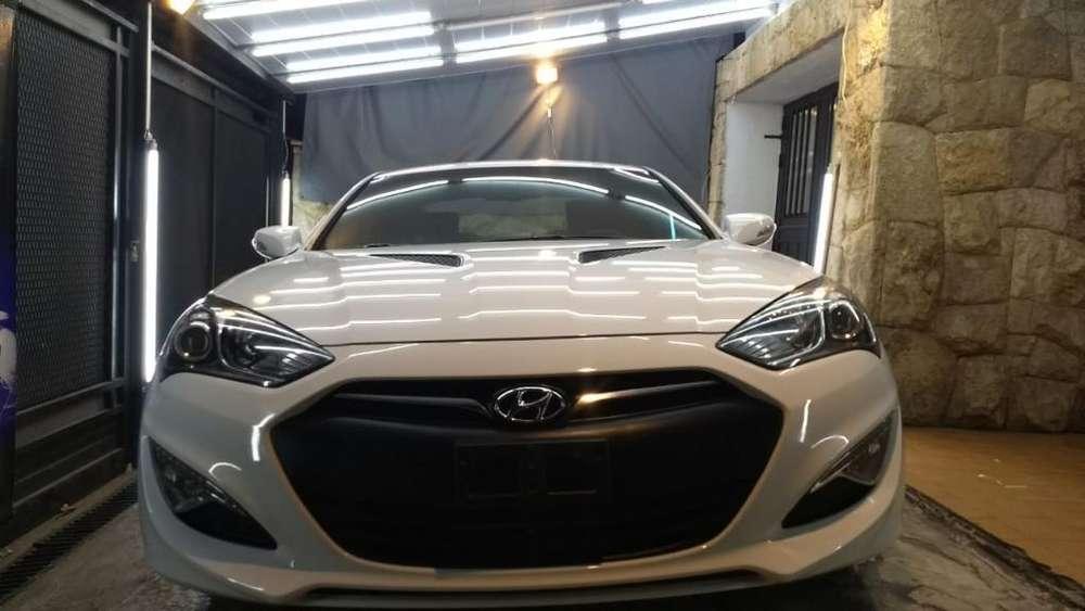 <strong>hyundai</strong> Genesis Coupe 2012 - 48000 km