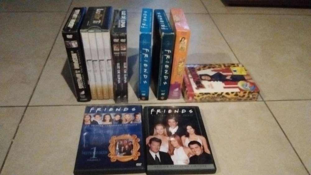 Series pelculas DVD el precio es por todo