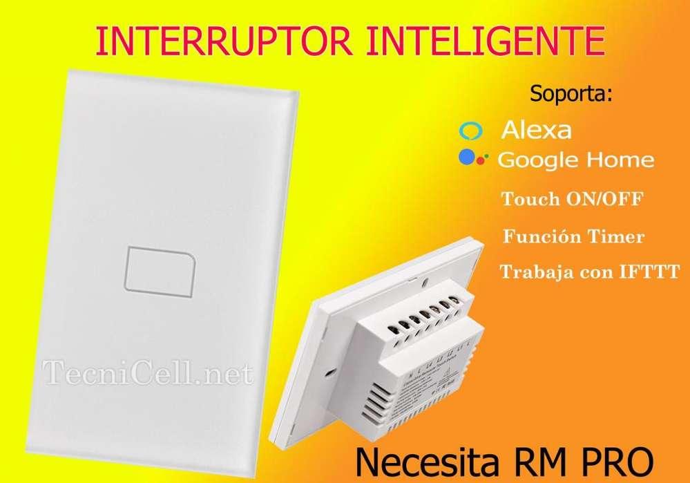 Tc2 Broadlink Interruptor Inteligente Touch Tc2