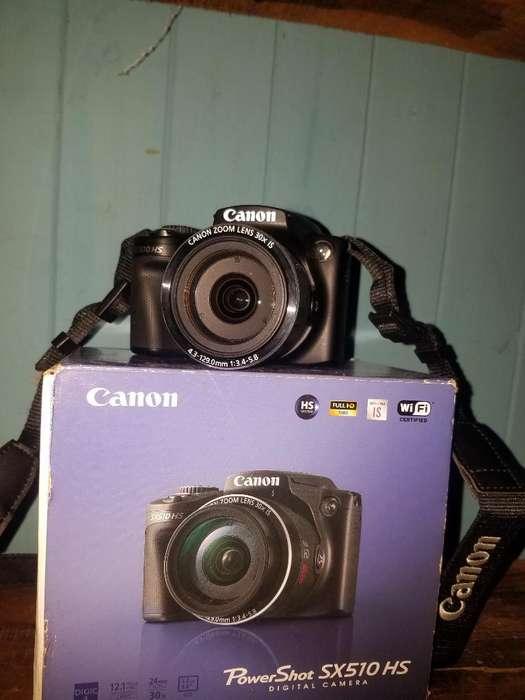 Canon Powershot Sx 510 Hs Sistem