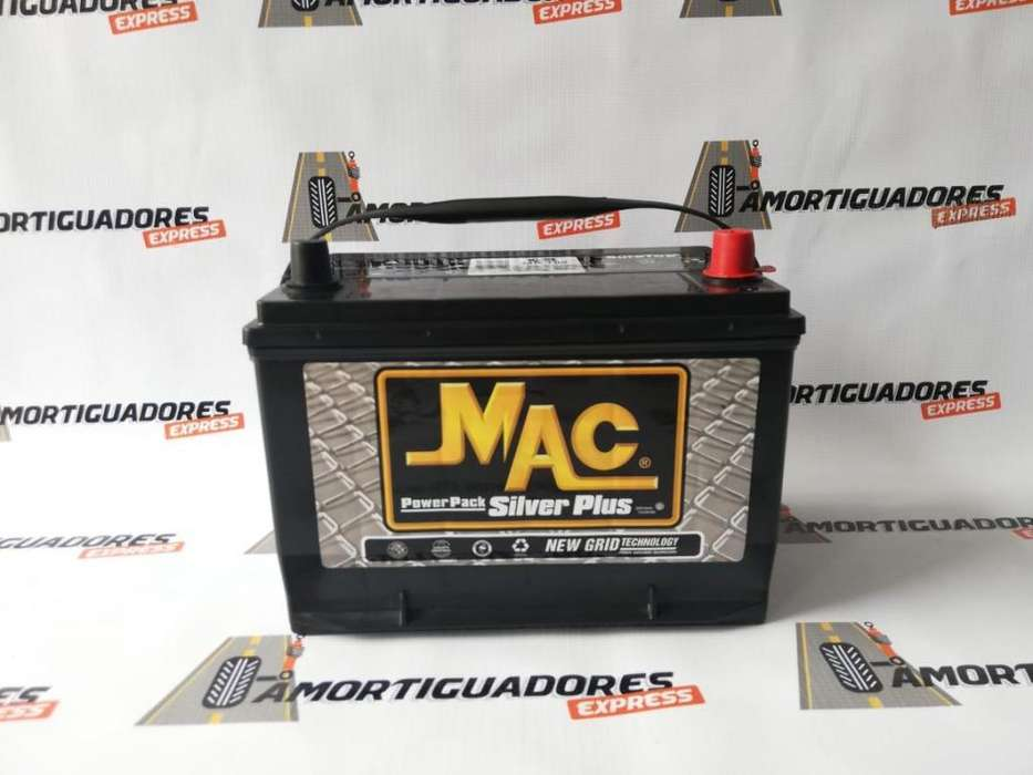 Baterias para Autos Mac - Amortiguadores Express