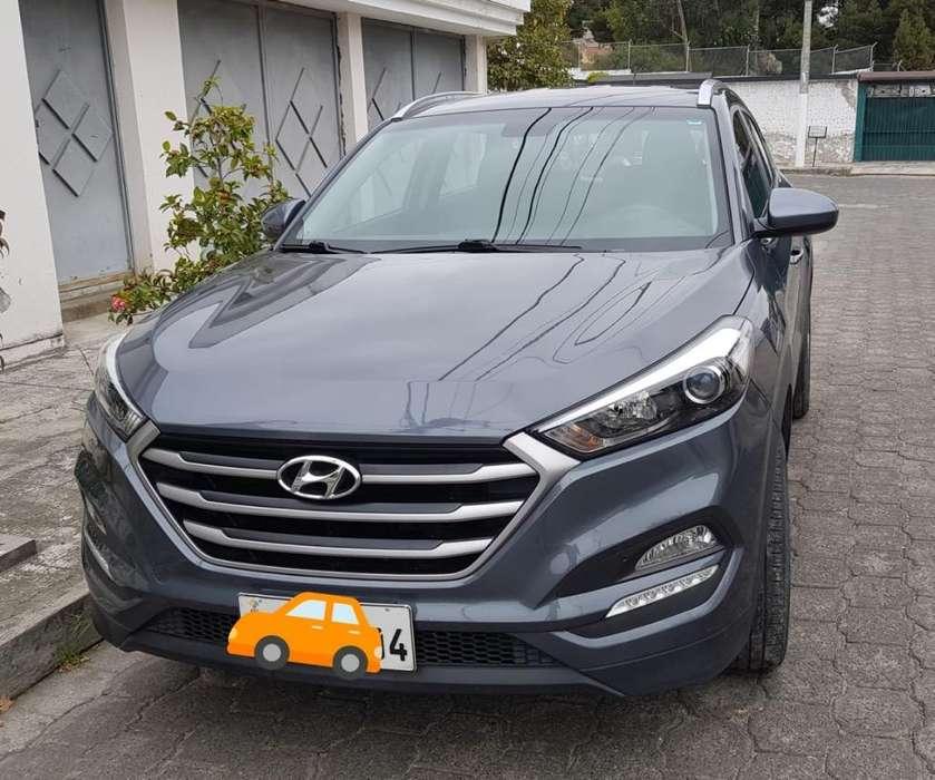 Hyundai Tucson 2018 - 52500 km