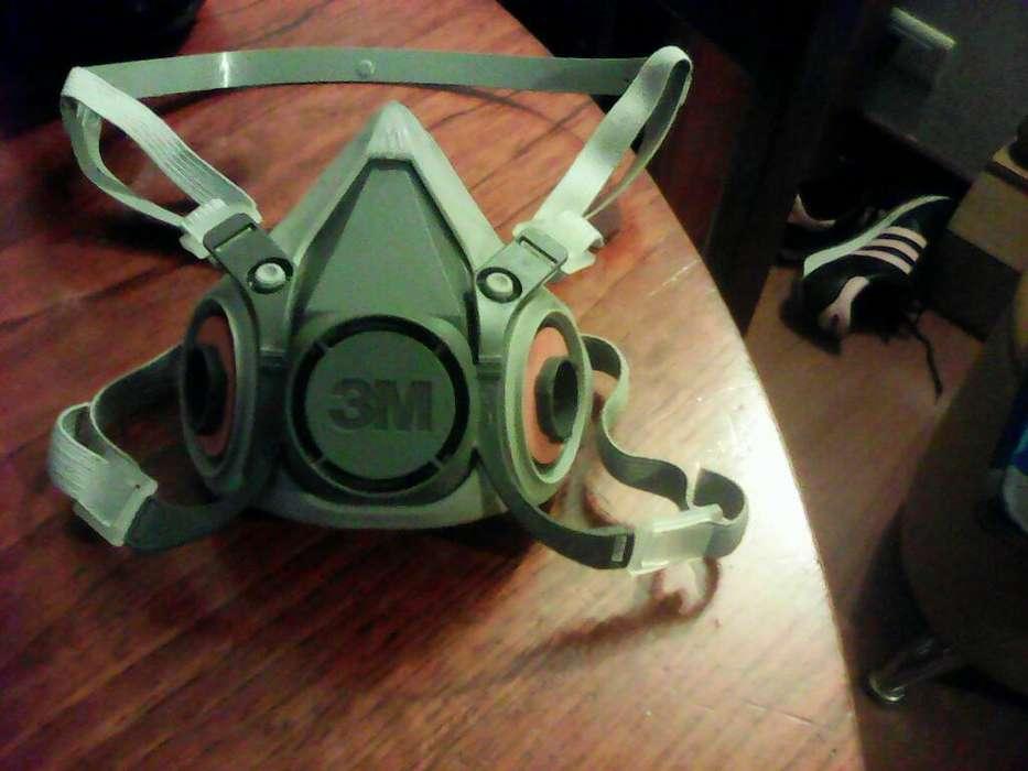 Respirador Media Cara 6200