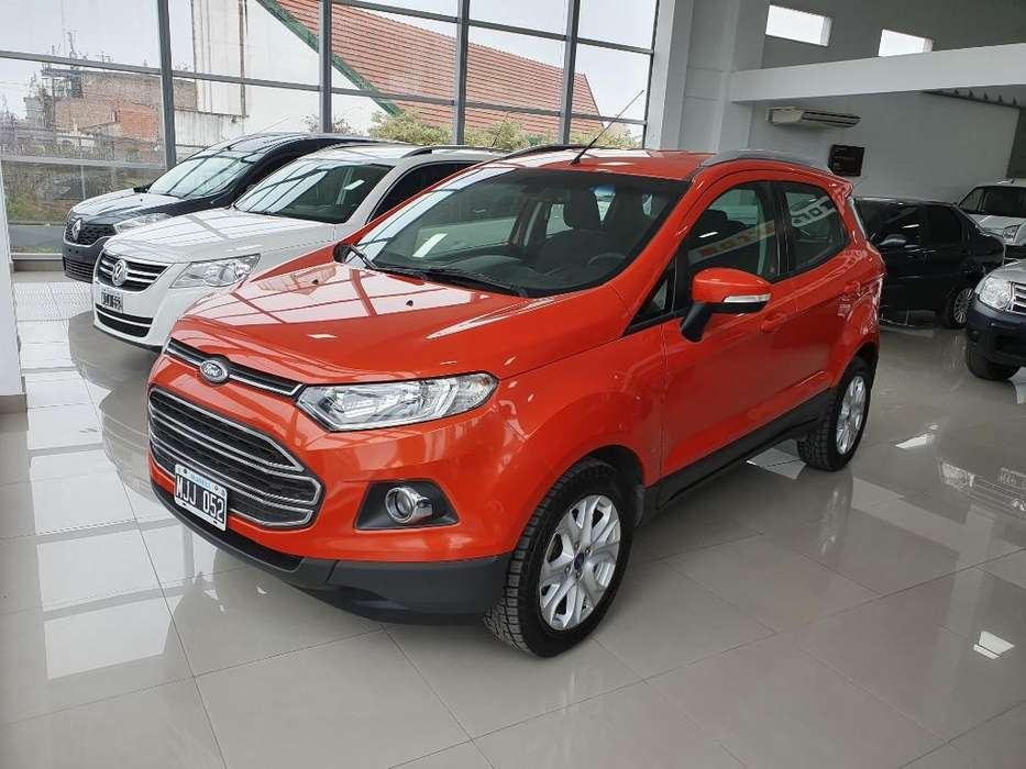 Ford Ecosport 2013 - 80000 km