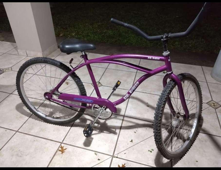 Bicicleta Playera Slp Peretti R26
