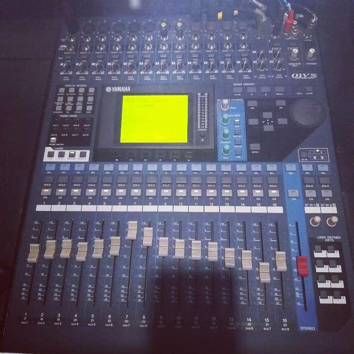 Consola Digital Yamaha 01v96 V2