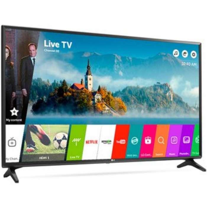 Smart Tv Lg de 43 Nuevos