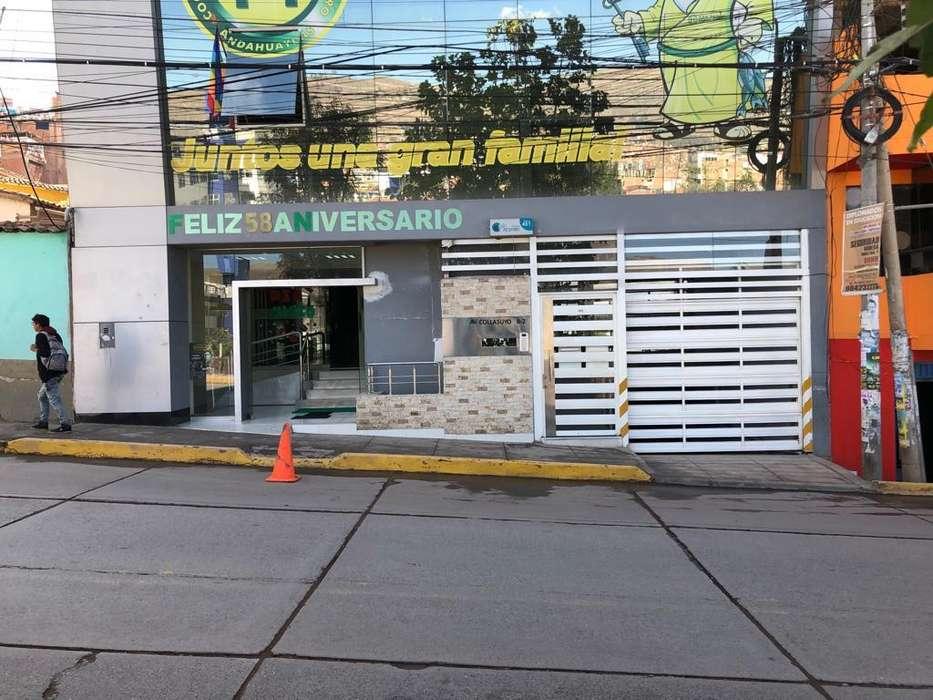 Vendo Oficina y Depósitos Buena Ubicación cerca CC Real Plaza-Cusco