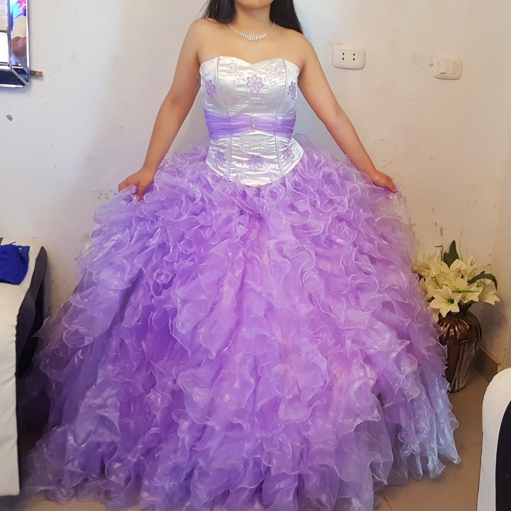 52ec457ee Alquilo Hermoso Vestido 15 Años Barato - Callao