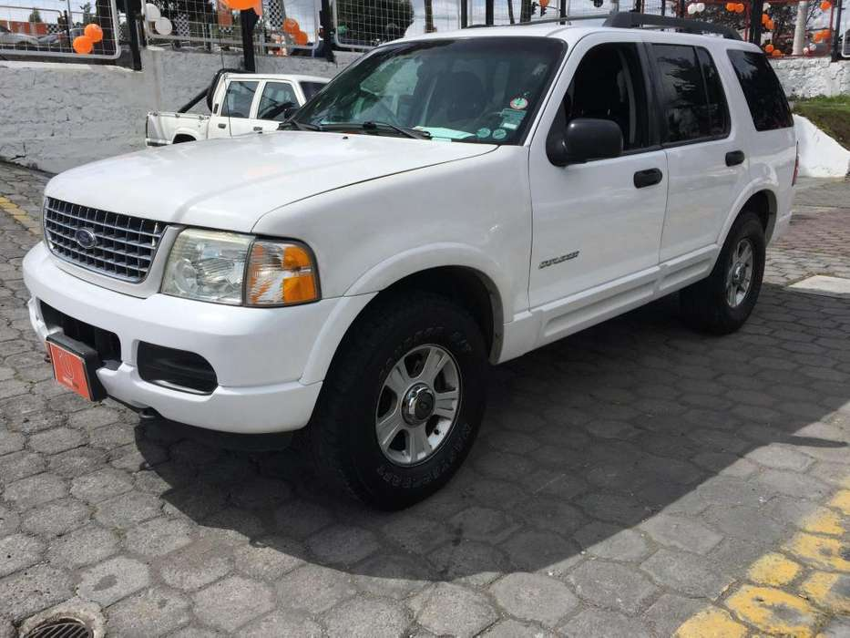 <strong>ford</strong> Explorer 2006 - 190000 km