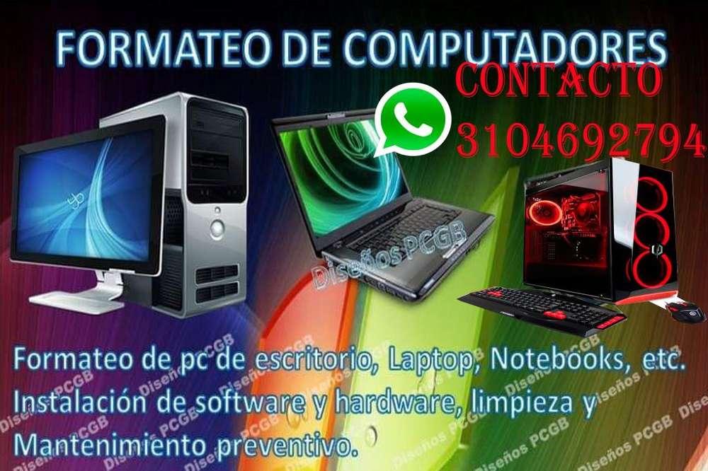 SERVICIO TECNICO PERSONALIZADO MANTENIMIENTO PREVENTIVO EQUIPOS DE COMPUTO