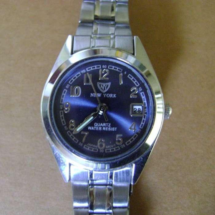 Reloj mujer New York quartz funcionando / Maxim Nord