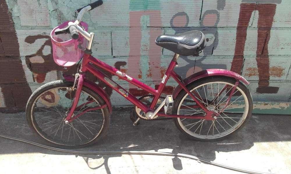 bicicleta como esta