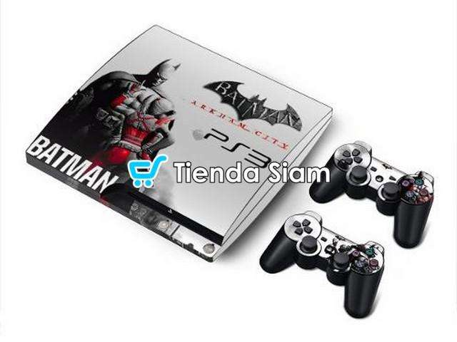 SKIN CONSOLA PS3 SLIM/ULTRASLIM