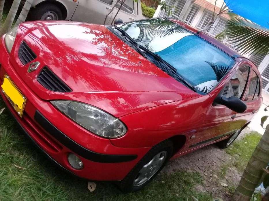 Renault Megane  2002 - 159854 km