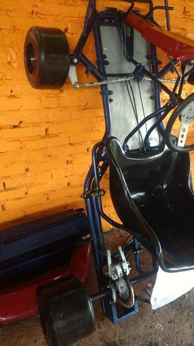 Karting con Motor Honda 200 Cc