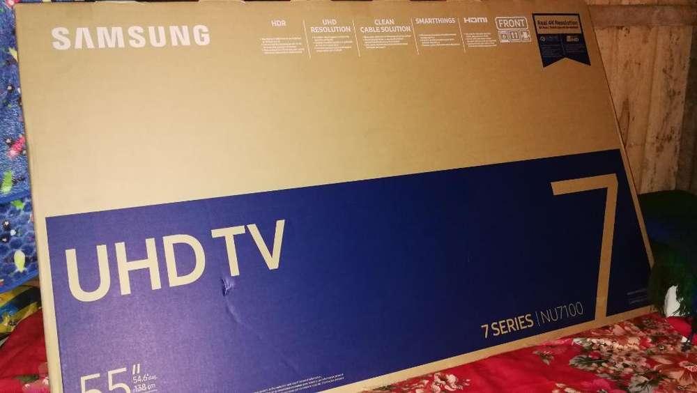 Tv Led Samsung 55 4k Nu7100