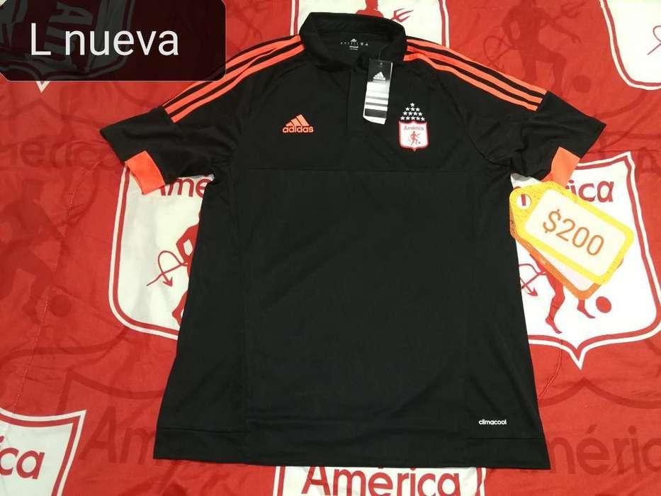 Camiseta América de Cali Adidas Original