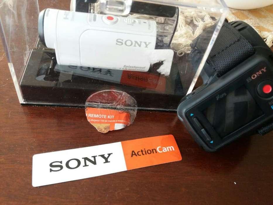 Camara Sony, Go Pro