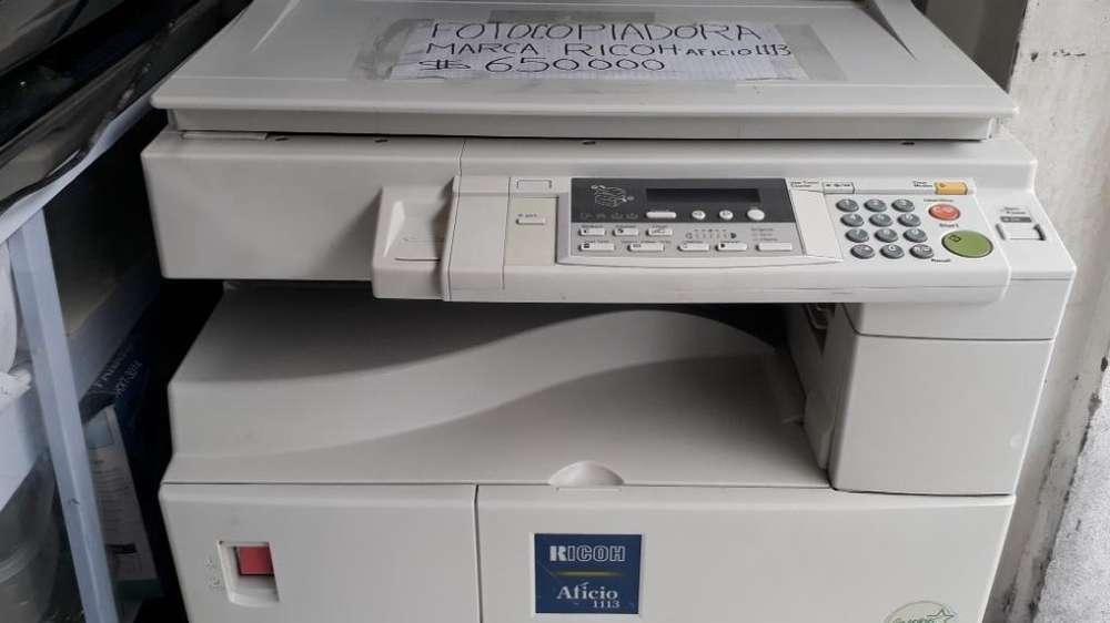 Venta Fotocopiadora Ricoh 1113