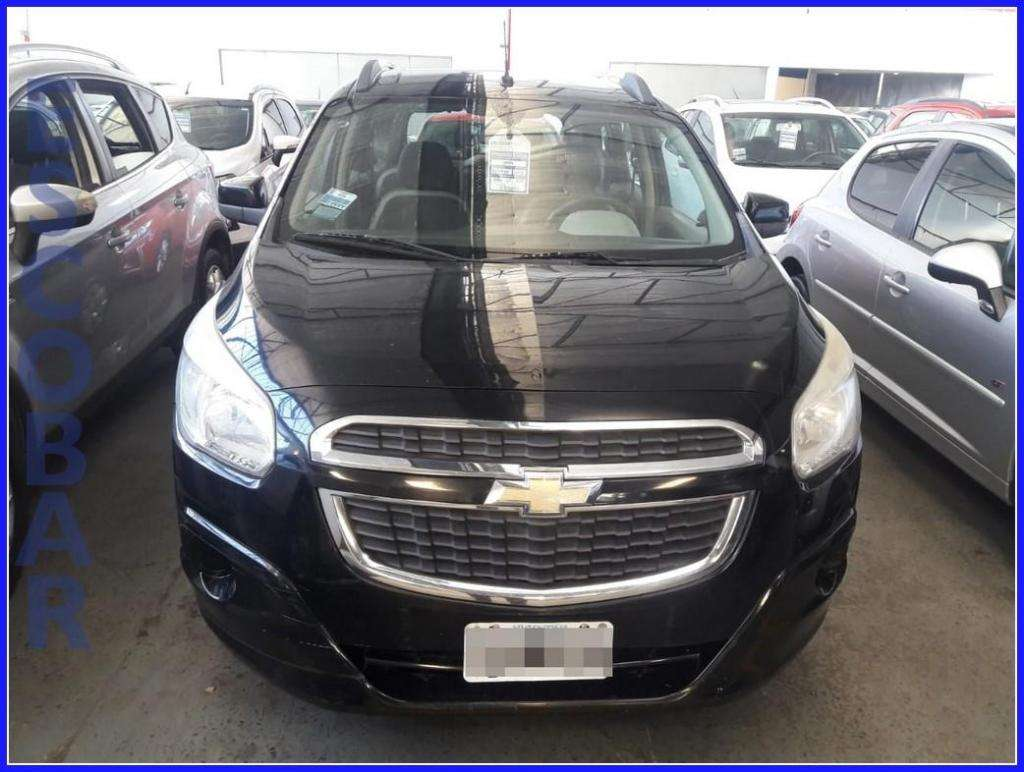 Chevrolet Spin 1.8 lt 5 as