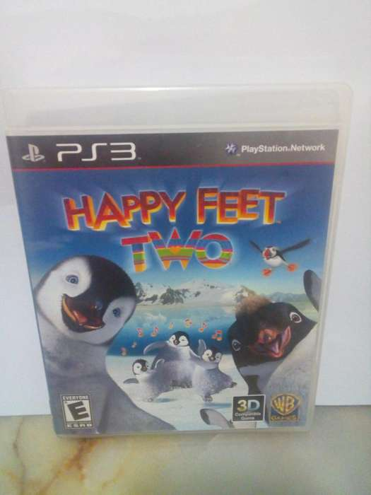 Happy Feet Two Play Station 3 PS3 Juego Insertcoin