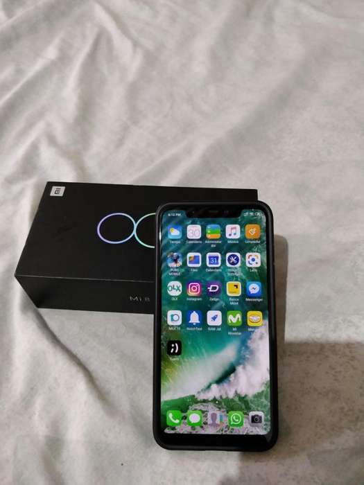 Xiaomi Mi 8 ( No Es El Lite )