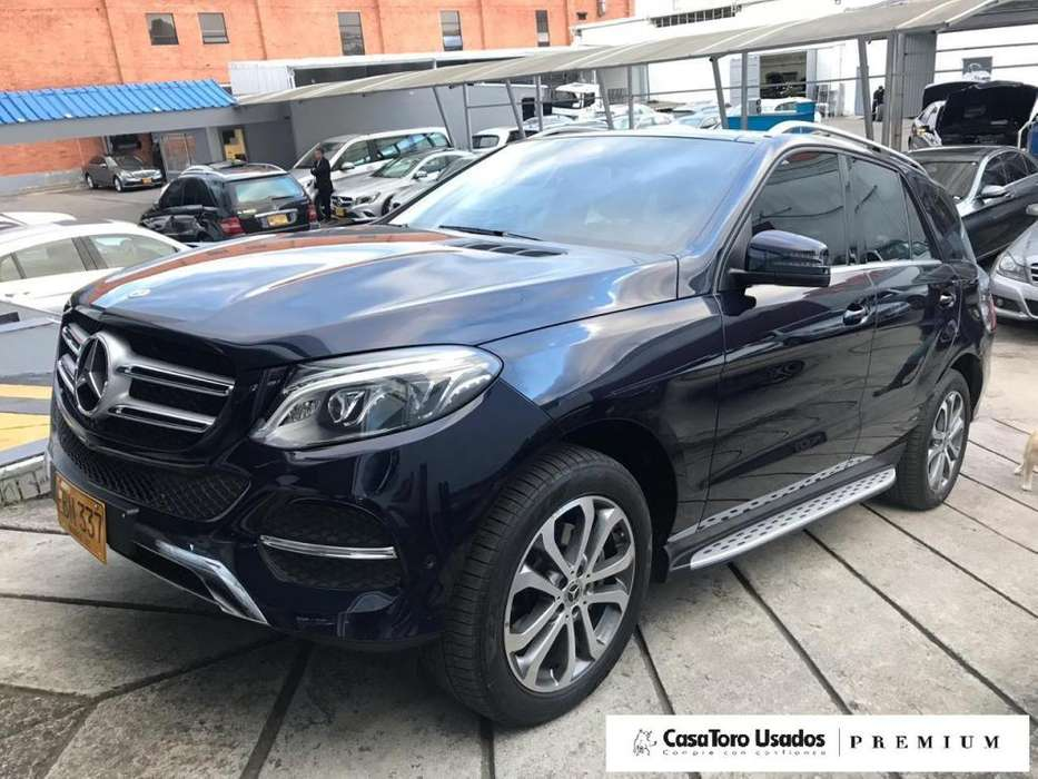 <strong>mercedes-benz</strong> Clase GLE 2018 - 8000 km