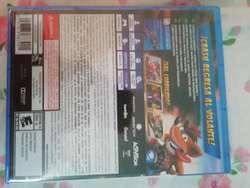 Crash Team Racing (ps4) Nuevo Y Sellado