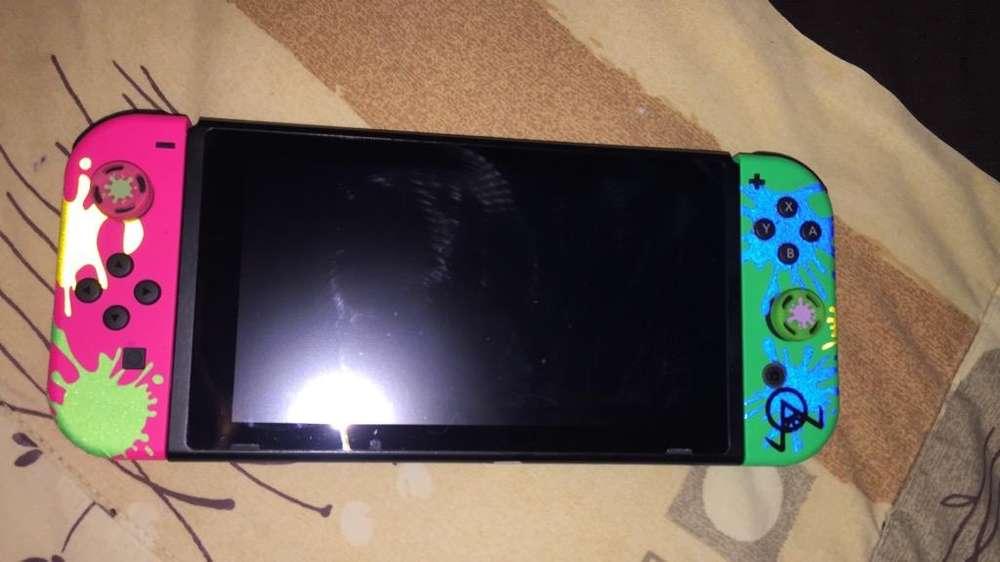 Se Personaliza Nintendo Switch