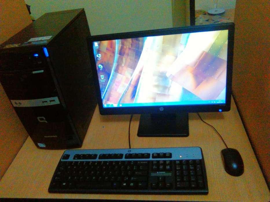 COMPUTADORA HP COMPAQ CORE <strong>monitor</strong> VENTA POR UNIDAD O VARIOS, DESCUENTOS ESPECIALES