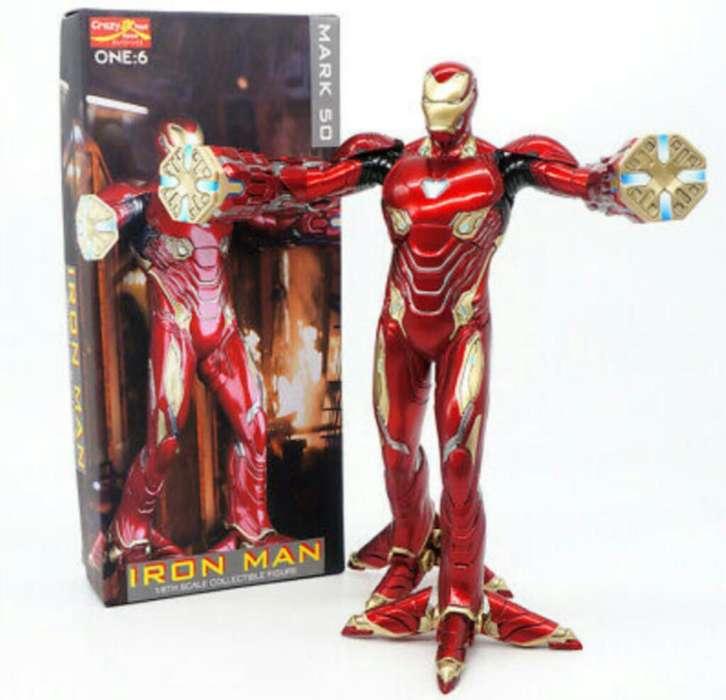 Figuras Ironman