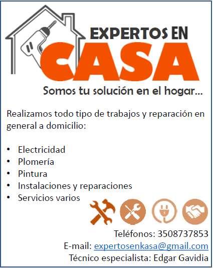 reparaciones, instalaciones, servicios varios