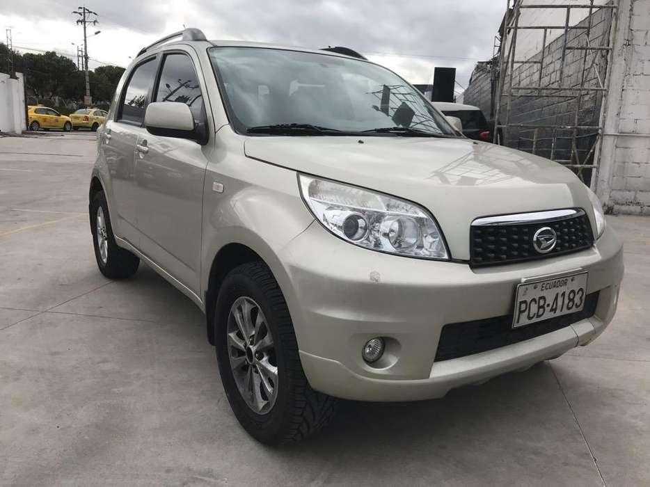 Daihatsu Terios 2012 - 140000 km