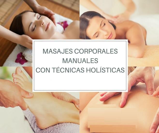 MASAJES-TERAPIAS HOLISTICAS - ENERGETICAS. Consultorio La Molina.