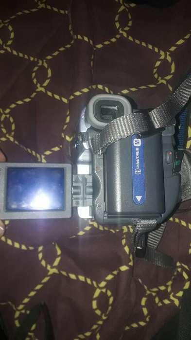 Cámara de Video Sony Handycam Dvd Digita