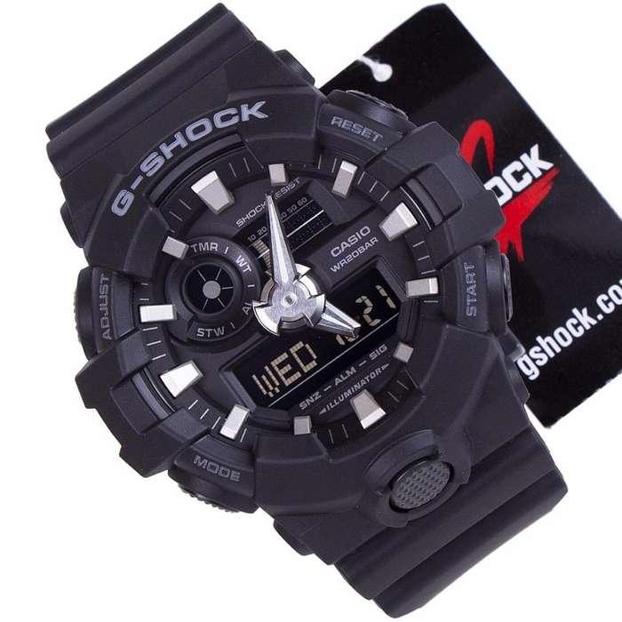 Reloj Casio G Shock Ga 700 Nuevo